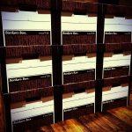 フェローズのバンカーズボックスは木目調の「リバティシリーズ(ウッドグレイン)」がいい。