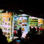鮮魚や乾き物が沢山売られていた上野「アメ横」が外国人の屋台村になっていた。