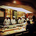 築地市場へ行っての何処の寿司屋に入るか迷ったら「築地 寿司清(つきじすしせい)」がいいかも。